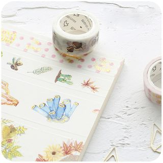 Printed Masking Tape from Momoi