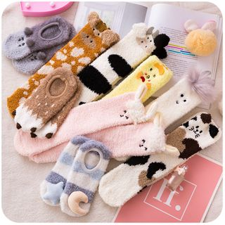 Printed Socks (Various Designs) from Momoi