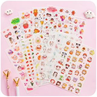 Printed Sticker Set from Momoi