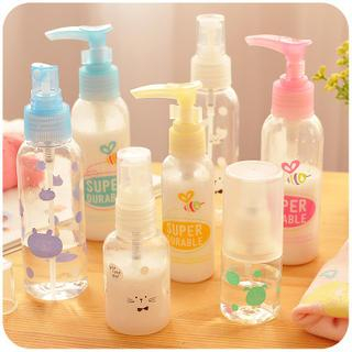 Travel Lotion Container from Momoi