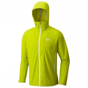Mens Stretch Ozonic Jacket from Mountain Hardwear