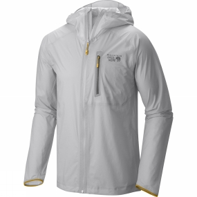 Mens Supercharger Shell Jacket from Mountain Hardwear