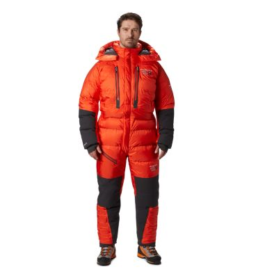 Mountain Hardwear Men's Absolute Zero  Down Suit- from Mountain Hardwear