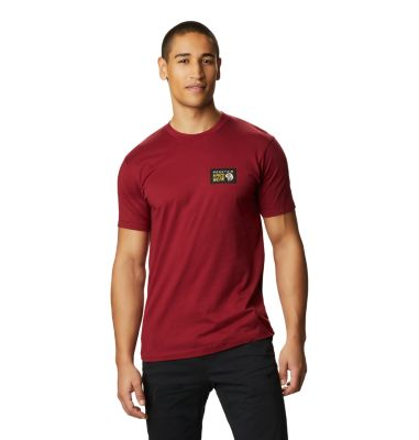 Mountain Hardwear Men's Classic MHWomens Logo  Short Sleeve T-Shirt- from Mountain Hardwear