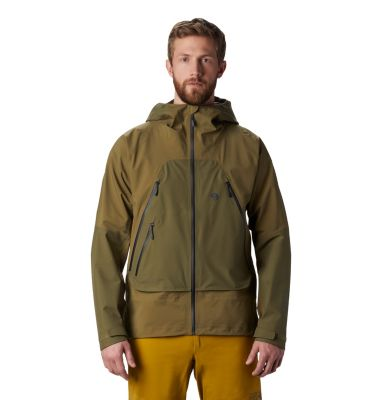 Mountain Hardwear Men's High Exposure  Gore-Tex  C-Knit  Jacket- from Mountain Hardwear