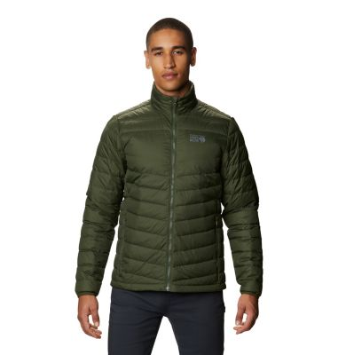 Mountain Hardwear Men's Hotlum Down Jacket- from Mountain Hardwear