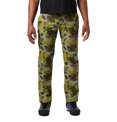 Mountain Hardwear Men's JacketTree  Pant- from Mountain Hardwear