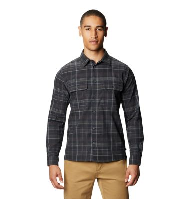 Mountain Hardwear Men's Voyager One  Long Sleeve Shirt- from Mountain Hardwear
