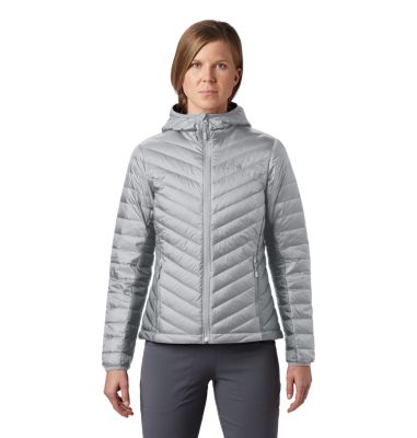 Mountain Hardwear Women's Hotlum  Hooded Down Jacket- from Mountain Hardwear