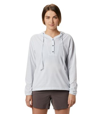 Mountain Hardwear Women's Mallorca  Stretch Long Sleeve Shirt- from Mountain Hardwear