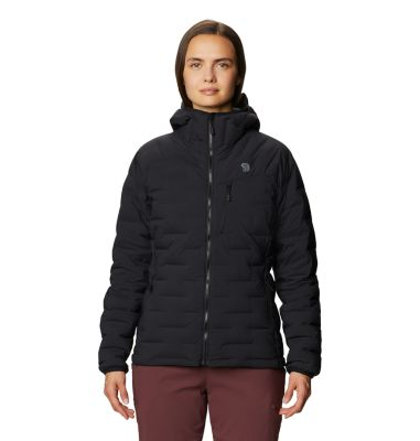 Mountain Hardwear Women's Super/DS  Stretchdown Hooded Jacket- from Mountain Hardwear
