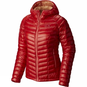 Women's Ghost Whisperer Down Hooded Jacket from Mountain Hardwear