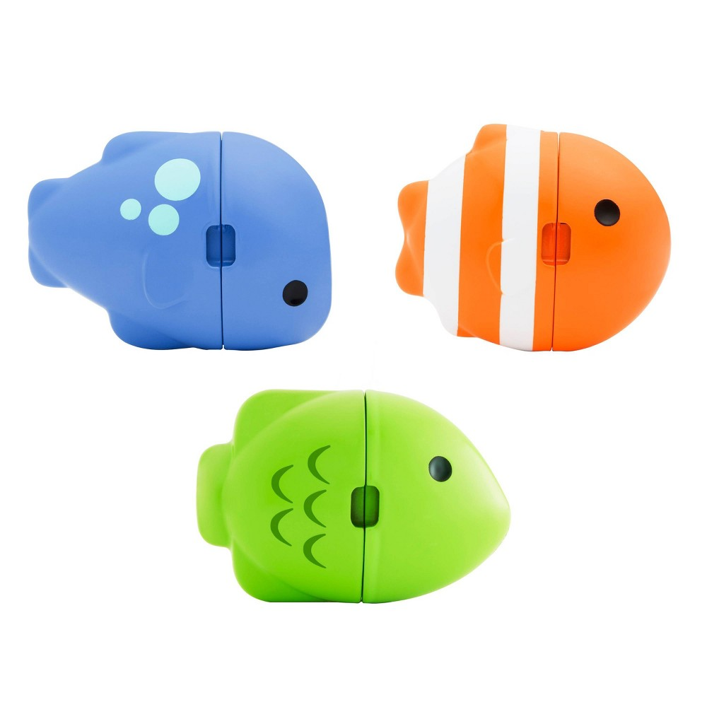 Munchkin ColorMix Fish - Color Changing Bath Toy from Munchkin