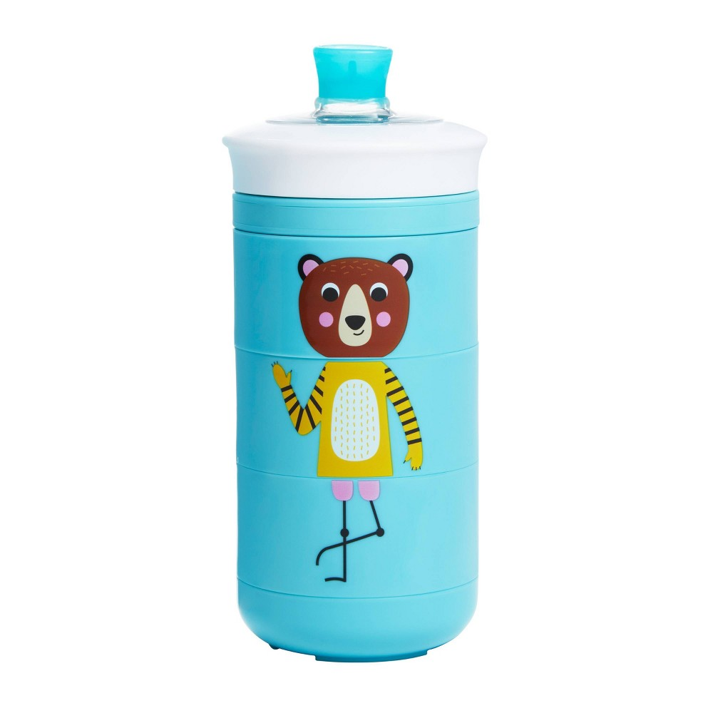 Munchkin Twisty Mix & Match Animals Bite Proof Sippy Cup - 9oz - Blue from Munchkin