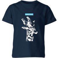 My Little Rascal Dream Big. Kids' T-Shirt - Navy - 9-10 Years - Navy from My Little Rascal