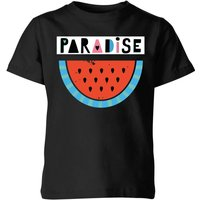 My Little Rascal Paradise Kids' T-Shirt - Black - 3-4 Years - Black from My Little Rascal