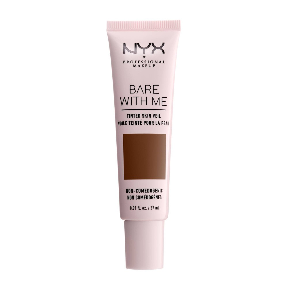 NYX Professional Makeup Bare with Me Tinted Skin Veil - 11 Deep Rich - 0.9 fl oz from NYX Professional Makeup