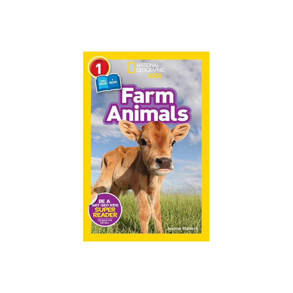 Farm Animals (Paperback) (Joanne Mattern) from Random House