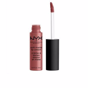 SOFT MATTE lip cream#toulouse from NYX Professional Makeup