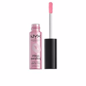 #THISISEVERYTHING lip oil #sheer from NYX Professional Makeup
