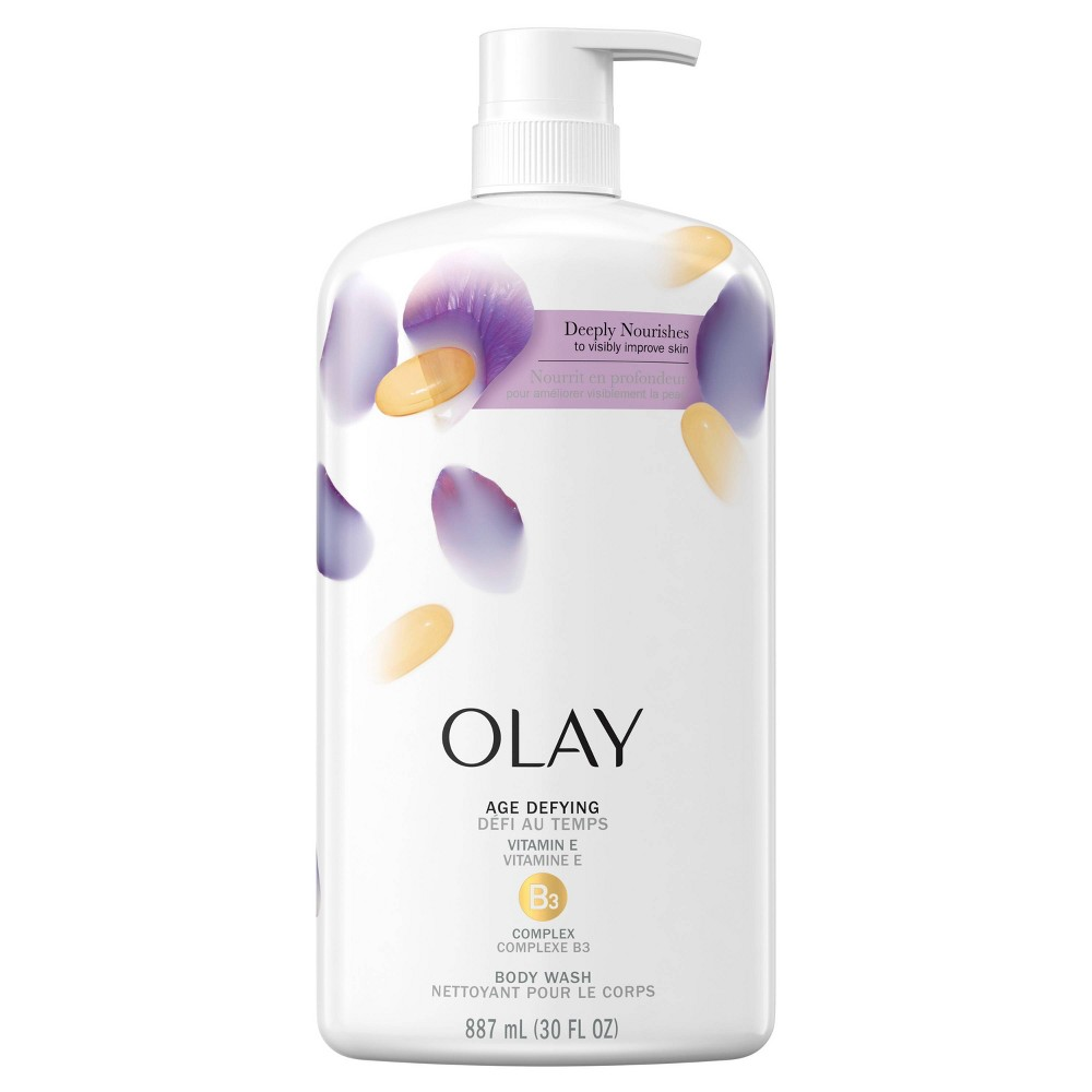 Olay Age Defying Body Wash with Vitamin E - 30 fl oz from Olay