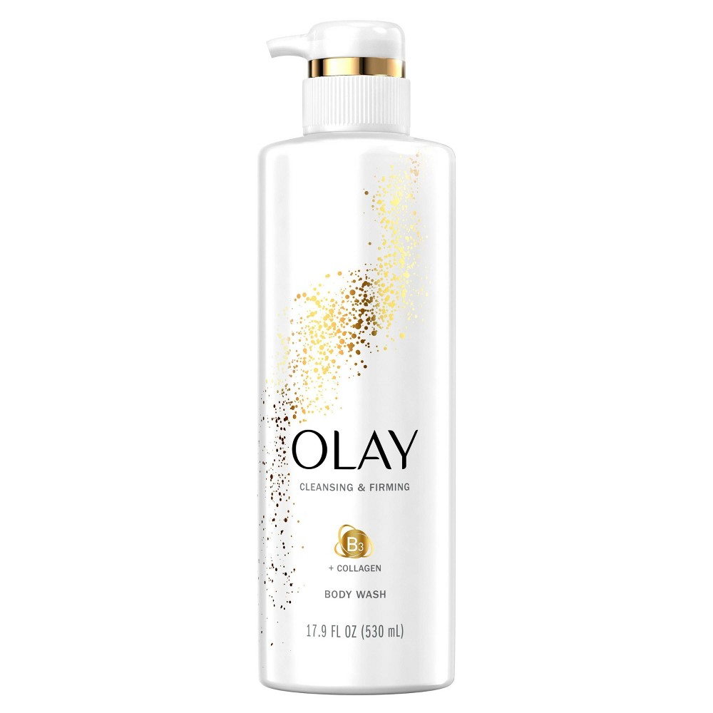 Olay Firming Body Wash with Vitamin B3 and Collagen - 17.9 fl oz from Olay