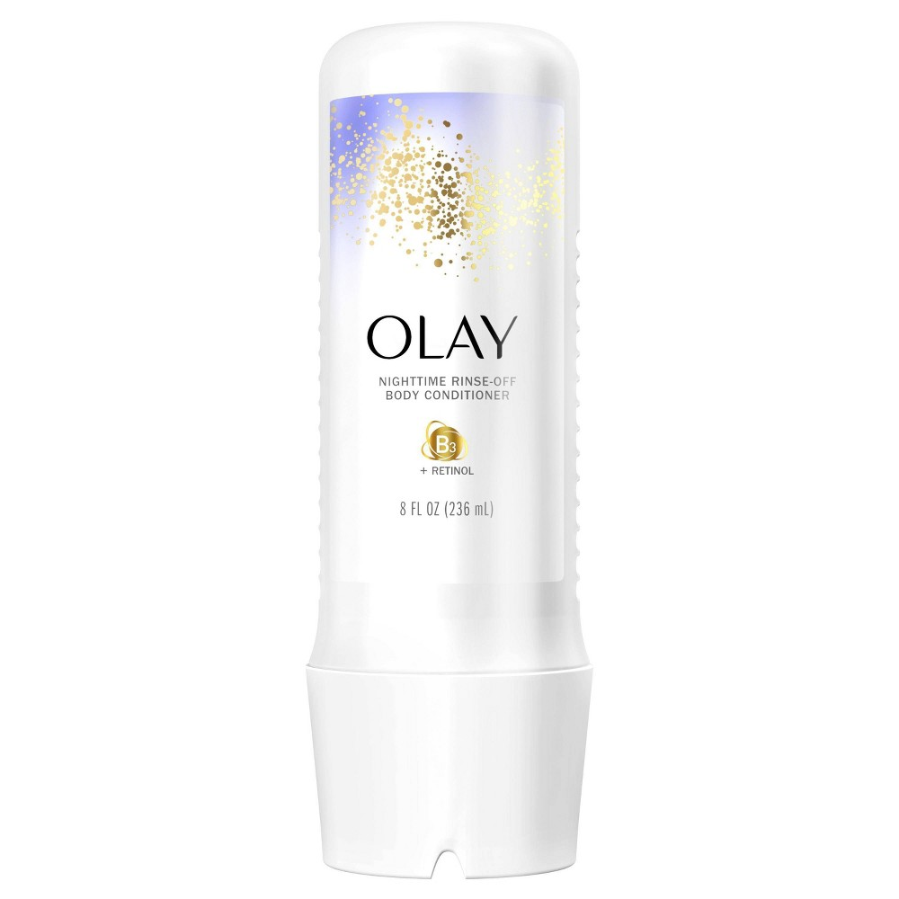 Olay Nighttime Rinse-off Body Conditioner with Retinol - 8 fl oz from Olay