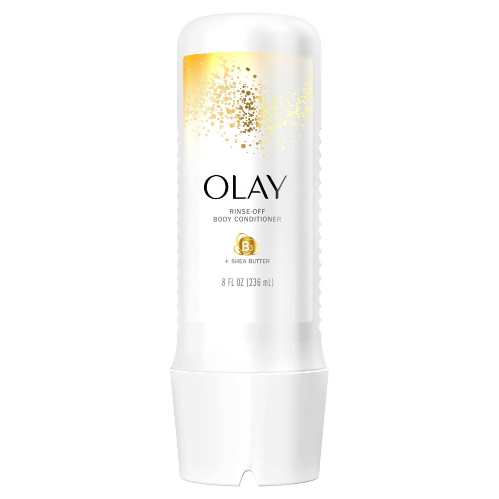Olay Rinse-off Body Conditioner with Shea Butter - 8 fl oz from Olay