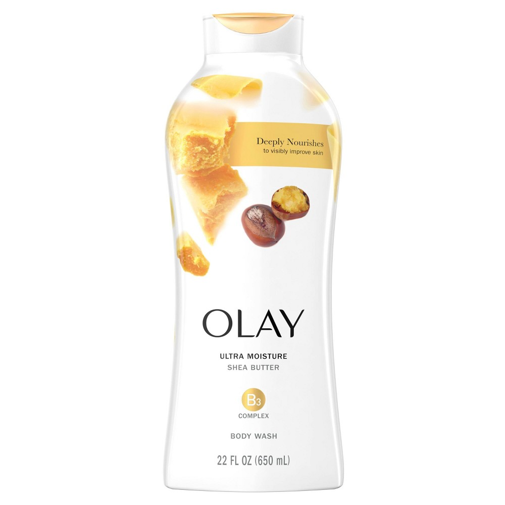 Olay Ultra Moisture Body Wash with Shea Butter - 22 fl oz from Olay