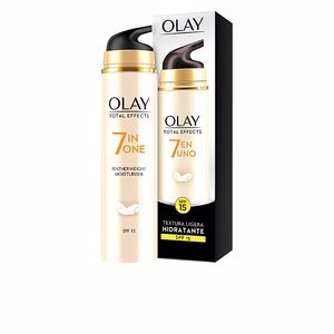 TOTAL EFFECTS textura ligera crema día SPF15 50 ml from Olay