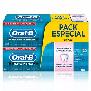 PRO-EXPERT SENSIBILIDAD&BLANQUEANTE DENTIFRICO set from Oral-B