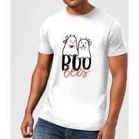 Boo Bies Men's T-Shirt - White - XXL - White from Own Brand