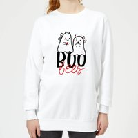 Boo Bies Women's Sweatshirt - White - L - White from Own Brand