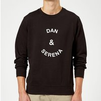 Dan & Serena Sweatshirt - Black - S - Black from Own Brand