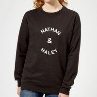Nathan & Haley Women's Sweatshirt - Black - 5XL - Black from Own Brand