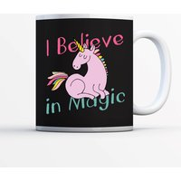 I Believe In Magic Unicorn Mug from Own Brand