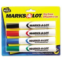 Dry Erase Sentence Strips, 12 x 3, Assorted, 20 per Pack from Pacon