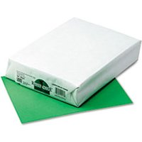 Kaleidoscope Multipurpose Colored Paper, 24lb, 8-1/2 x 11, Emerald Green, 500/Rm from Pacon
