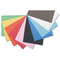 Tru-Ray Construction Paper, 76 lbs., 12 x 18, Assorted, 50 Sheets/Pack from Pacon