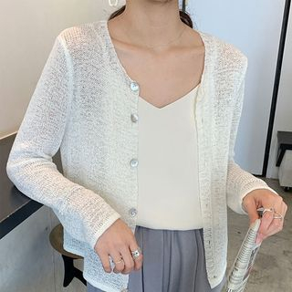 Long-Sleeve Light Cardigan from Paila