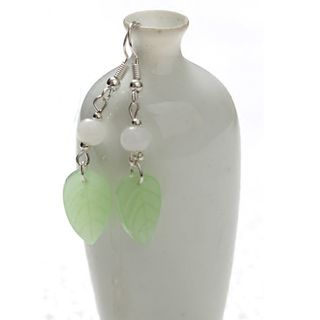 Leaf Drop Earrings from Paparazzi