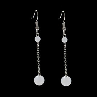Round Dangle Earrings from Paparazzi