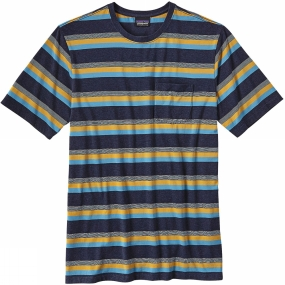 Mens Squeaky Clean Pocket Tee from Patagonia
