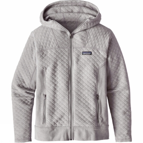 Womens Cotton Quilt Hoody from Patagonia