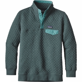 Womens Cotton Quilt Snap-T Pullover from Patagonia