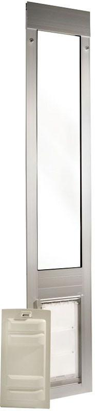 Patio Pacific 01ppc06s-rs Quick Panel 3 - Small with Endura Flap - 93.25-96.25, satin frame from Patio Pacific