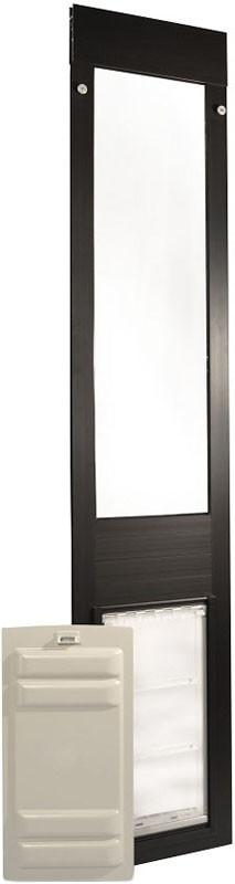 Patio Pacific 01ppc12s-qb Quick Panel 3 - XL with Endura Flap - 77.25-80.25, bronze frame from Patio Pacific