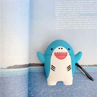 AirPods Earphone Case Protection Cover Shark - One Size from Phone in the Shell