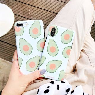 Printed iPhone 6S / 6S Plus / 7 / 7 Plus / 8 / 8 Plus / X Case from Phone in the Shell