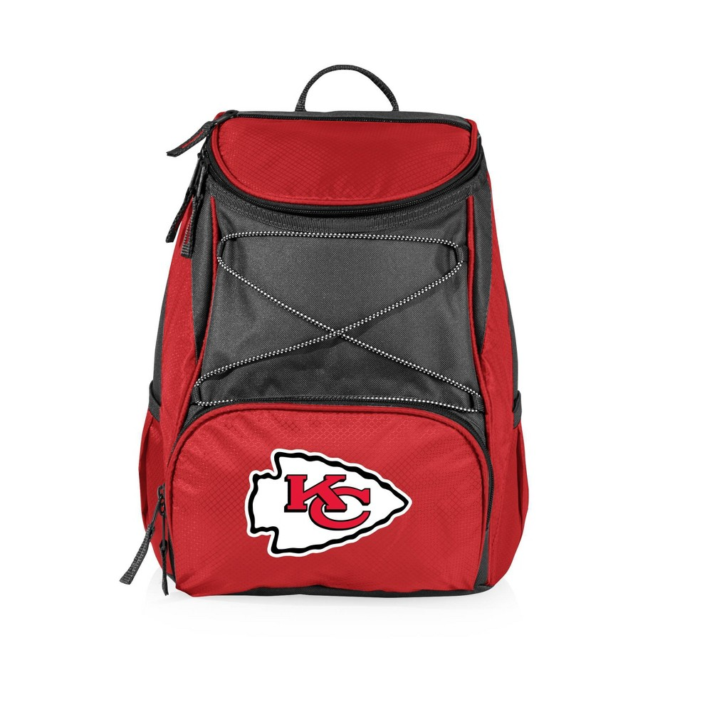 Kansas City Chiefs PTX Backpack Cooler by Picnic Time - Red from Picnic Time